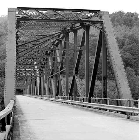 Bridge,  Route 60, West Virginia