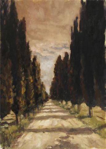 """""""Tuscan Road"""""""