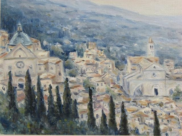 """Study of Assisi"""