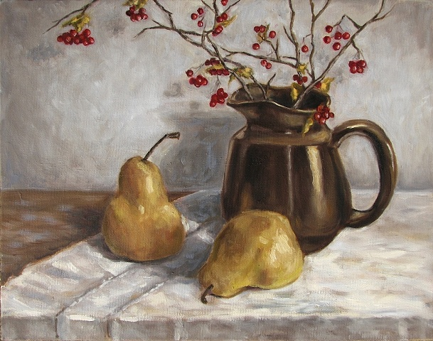 """Pitcher and Pears"""