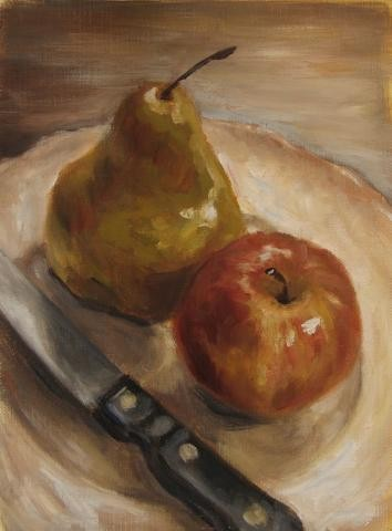 """Apple and Pear"""