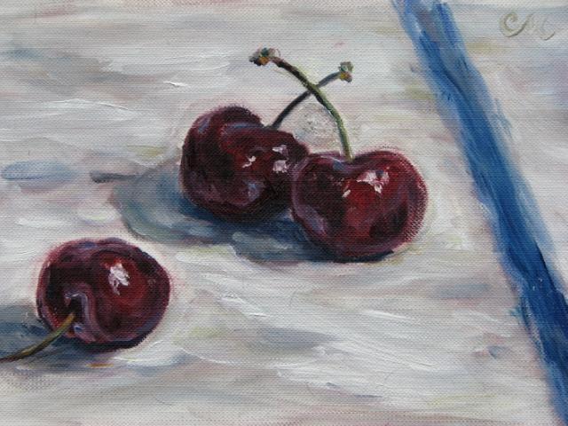 """""""Three Cherries"""""""