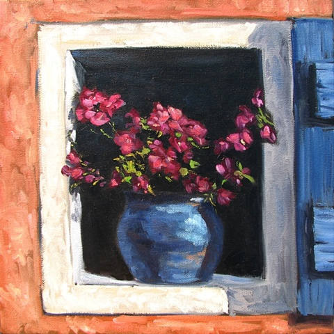 """""""Window in Provence"""""""