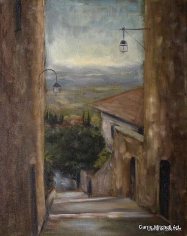 """""""View from Assisi"""""""
