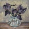 """Beth's Irises II"""