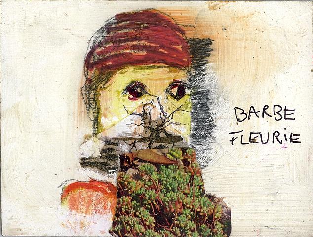 Barbe Fleurie