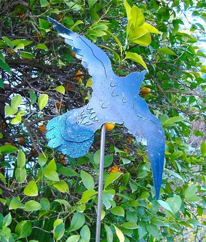 Steel Bluebird