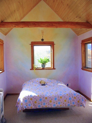 Bedroom in Salida, Colorado