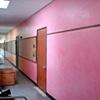 Hallway, East Bay Waldorf School, El Sobrante, California