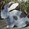 Steel rabbit