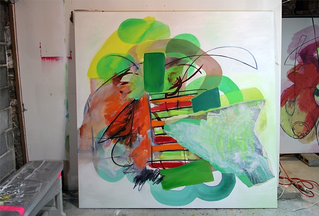 Studio View - Study 10, Variation 1