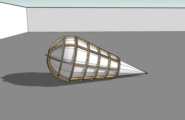 Sketchup model