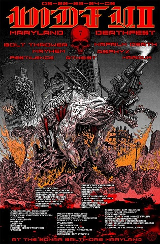 Maryland Deathfest 7