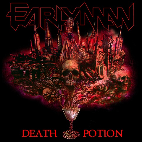 "Early Man ""Death Potion"""