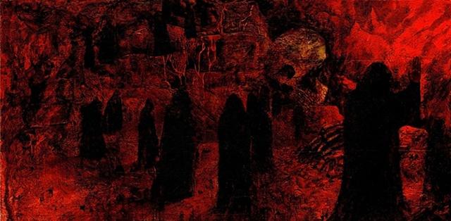 Ancient evil.