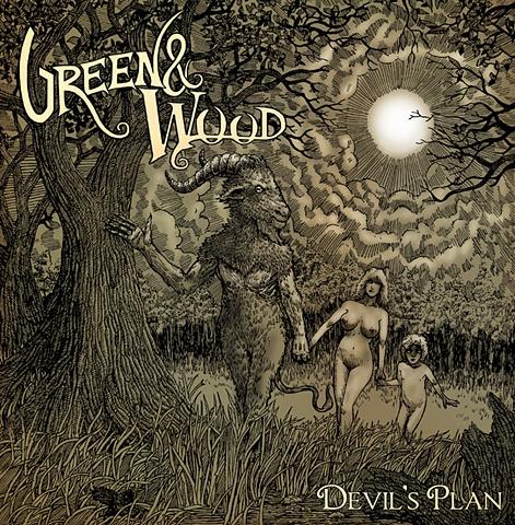 """Green & Wood """"Devil's Plan"""""""