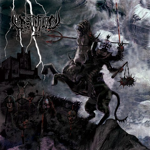 """Vesterian """"Black Metal for the coming War Age"""""""