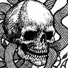 Helix skull snake design