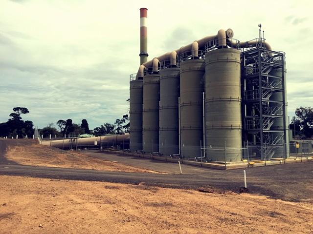 Public Art Project Western Treatment Plant, Melbourne Water