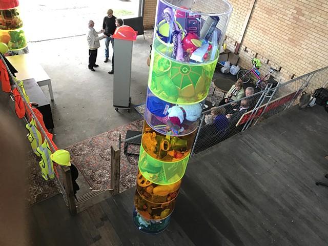 Open Studio - Social Practice - Merinda Kelly - Community Objects