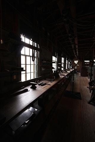 edison's workshop, ft. myers, florida