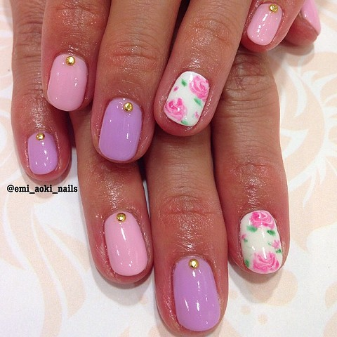 Pastel x Flower