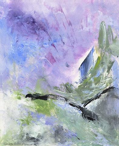 Lavender Wings