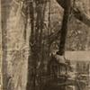 "Spirit House-1 of 3 scrolls entitled ""Fundamentals of Thai Life"