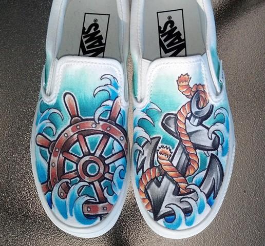 nautical kicks
