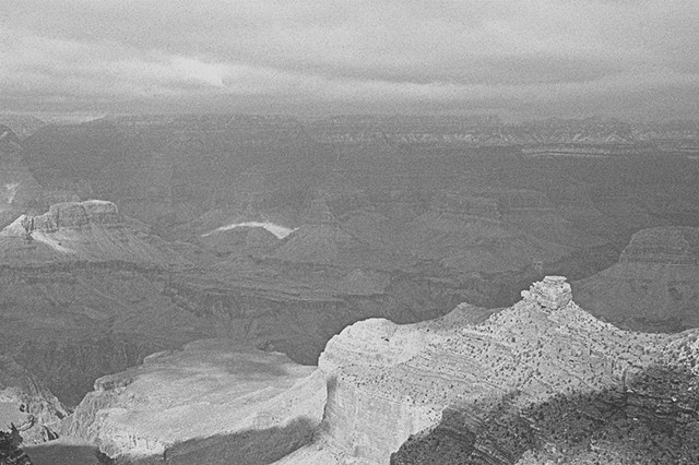 Grand Canyon, AZ (circa 1987)