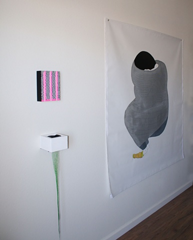 (installation) Put A Sock In It