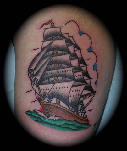 Trad Ship