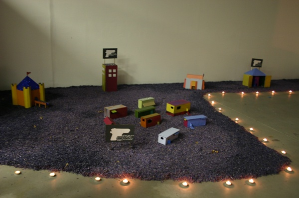 "Working Classroom ""Altars to Victims of Hate Crimes"""