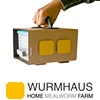 Wurm-Haus Unit - Home Micro Farm, 2010