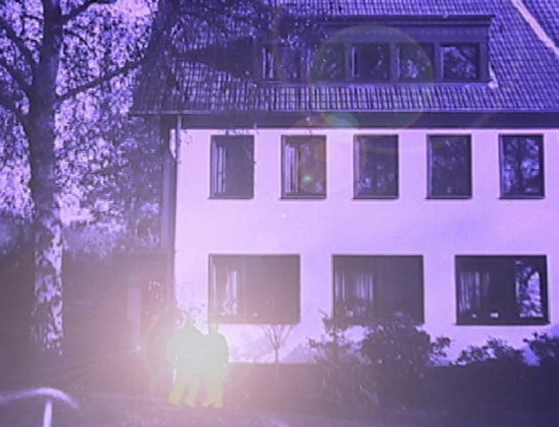 Blue, detail 2 Video House