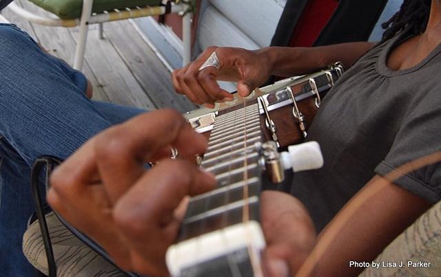 Making Music - Wilkesboro, NC