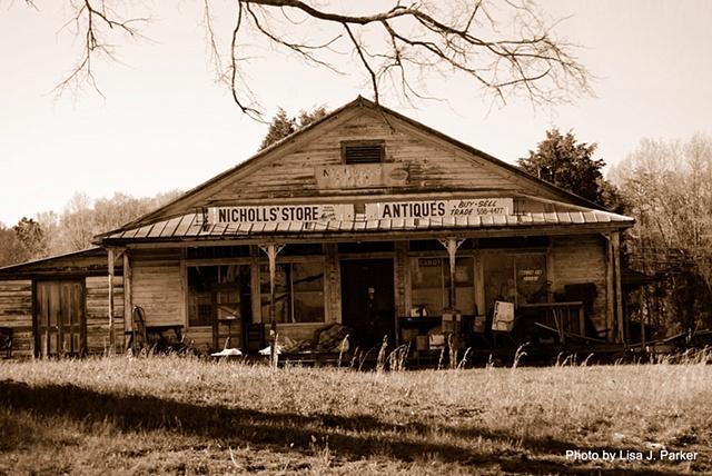 Antique Store - Mineral, VA