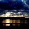 Roadin' Series: Sunset After Storm - Orange Co., VA