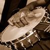 Rae Playing Banjo - Wilkesboro, NC
