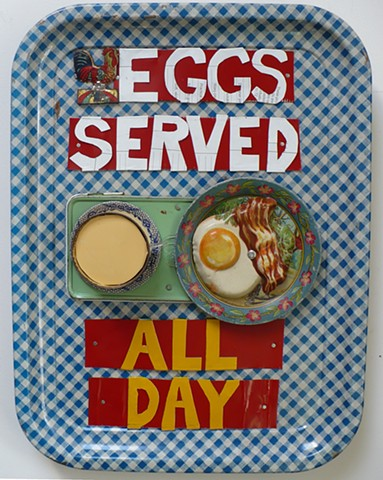 Eggs Served All Day