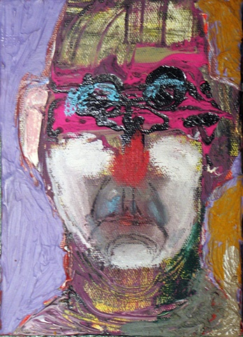 Untitled (with blue eyes)