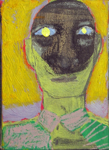 Untitled (with electric eyes)