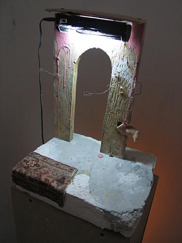 Portal (detail)