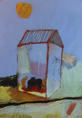 Untitled (House in Crete)