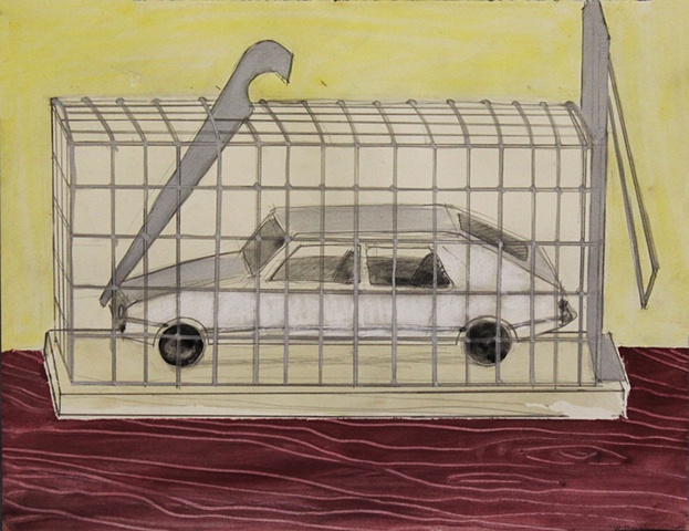 Car trap