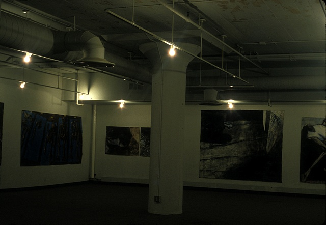 Every Day I Hear You Scream Installation view