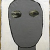 Untitled (grey head)