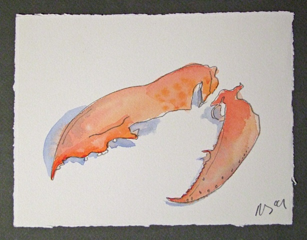 #24 Lobster Claws