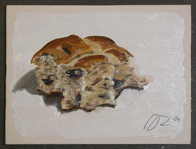#136 Hot Cross Bun