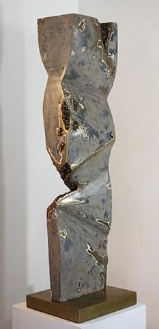 Bronze sculpture, free-standing sculpture